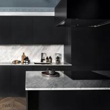 黒 キッチン蛇口 - Nivito 9-RH-320