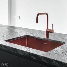 銅 キッチン蛇口 - Nivito 1-RH-350