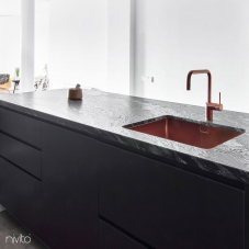 銅 キッチン蛇口 - Nivito 2-RH-350