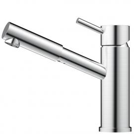 ステンレススチール製 バスルーム蛇口 - Nivito FL-20