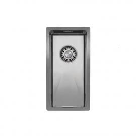 ステンレススチール製 台所の洗面器 - Nivito CU-180-B