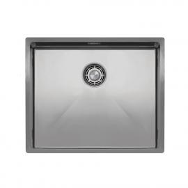 ステンレススチール製 キッチンシンク - Nivito CU-500-B
