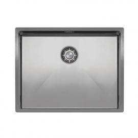 ステンレススチール製 台所の洗面器 - Nivito CU-550-B
