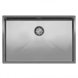 ステンレススチール製 台所の洗面器 - Nivito CU-700-B