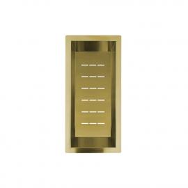 真鍮/金 ストレーナーボウル - Nivito CU-WB-200-BB