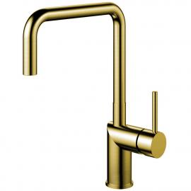 真鍮/金 キッチンタップ - Nivito RH-340