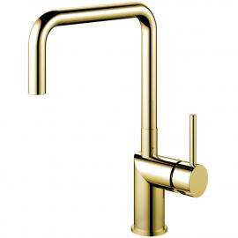 真鍮/金 キッチン蛇口 - Nivito RH-360