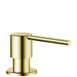 真鍮/金 石鹸ディスペンサー - Nivito SR-BB