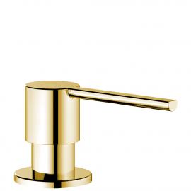 真鍮/金 石鹸ディスペンサー - Nivito SR-PB